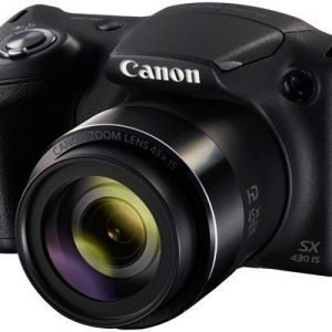 Canon Powershot Sx430 Is Musta