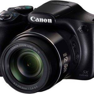 Canon Powershot Sx540 Hs Musta