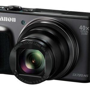 Canon Powershot Sx720 Musta