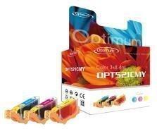 Canon Premium Multipack 3 mustepatruuna C/M/Y