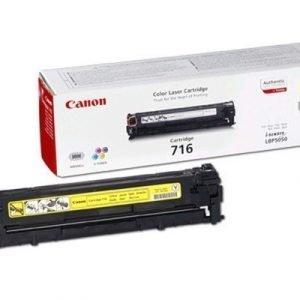 Canon Värikasetti Keltainen 1