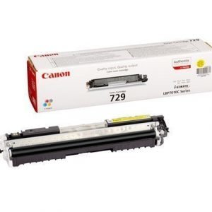 Canon Värikasetti Keltainen 729y 1k Lbp7010c/lbp7018c