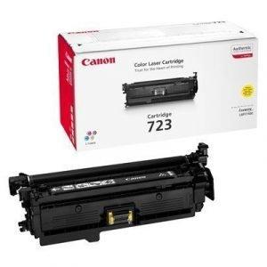 Canon Värikasetti Keltainen 8