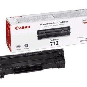 Canon Värikasetti Musta 1.5k Type 712 3100