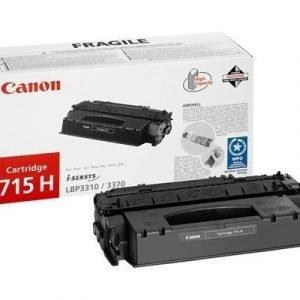 Canon Värikasetti Musta 715h 7k Lbp3370/3310