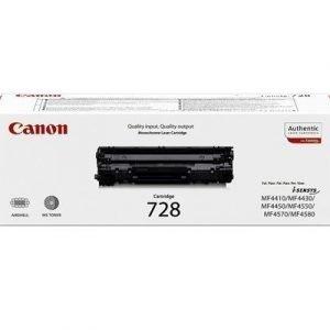 Canon Värikasetti Musta 728 2