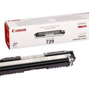 Canon Värikasetti Musta 729bk 1