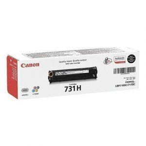 Canon Värikasetti Musta 731h 2