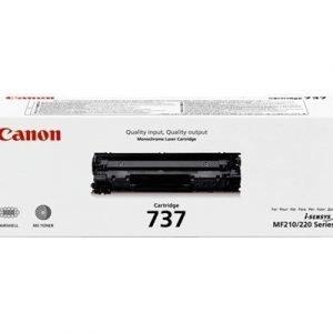Canon Värikasetti Musta 737 2