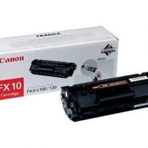 Canon Värikasetti Musta Fx-10 Fax L-100/120