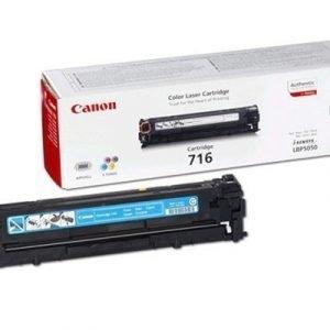 Canon Värikasetti Syaani 1.5k Type 716 5050