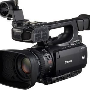 Canon Xf100 Musta