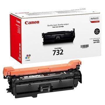 Canon i-SENSYS LBP7780Cx Toner 732 Musta