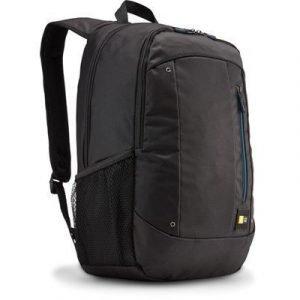 Case Logic Jaunt Backpack Musta 15.6tuuma