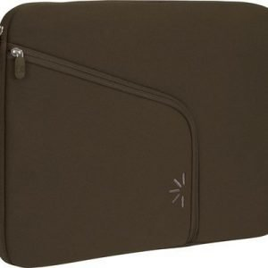 Case Logic Laptop Sleeve 15.6tuuma Neoprene Tumman Ruskea
