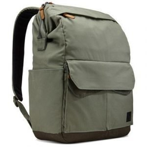 Case Logic Lodo Medium Backpack Vihreä 14tuuma