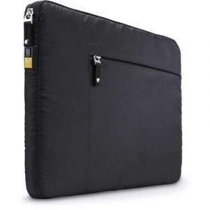 Case Logic Sleeve + Pocket 13tuuma Neoprene Musta