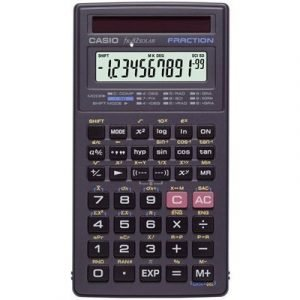 Casio Calculator Fx-82s Solar