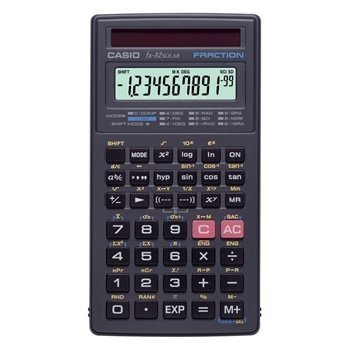 Casio FX 82 SOLAR Calculator
