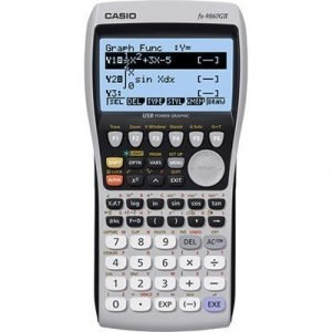 Casio Graph Calculator Fx-9860gii