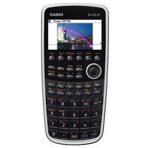 Casio Graph Calcylator Fx-cg20