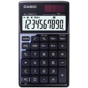 Casio Sl-1000tw Black