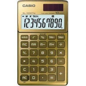 Casio Sl-1000tw Gold
