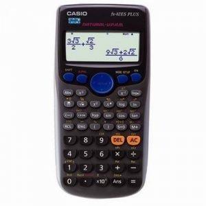 Casio Technical Calculator Fx-82es+