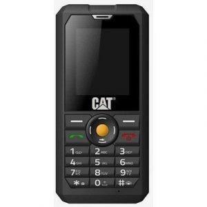 Cat B30 Musta
