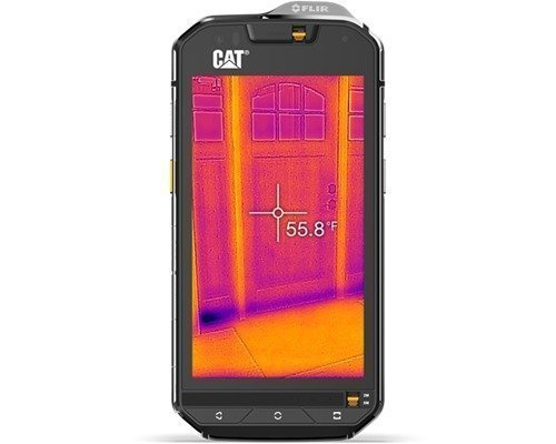 Cat S60 Dual-sim 32gb Musta