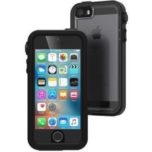 Catalyst Waterproof Case Iphone 5/5s/se Musta