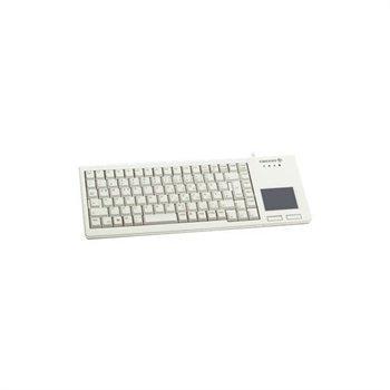 Cherry XS Touchpad USB Näppäimistö US Harmaa