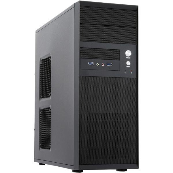Chieftec Black with Mesh front panel 2 x USB 3.0