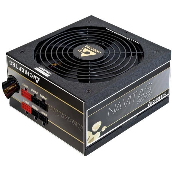Chieftec Navitas ATX-12V V.2.3/EPS-12V PS2 14cm Fan 80 PLUS Gold 850W