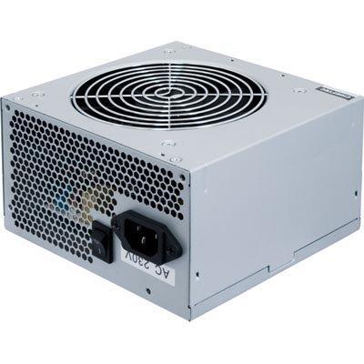 Chieftec iARENA virtalähde 400W ATX12V ver 2.3 akt PFC 120mm tuulet