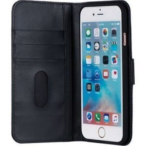 Cirafon Genuine Leather Wallet Iphone 6/6s Musta
