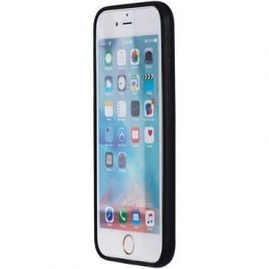 Cirafon Slim Case Pu Leather Iphone 6/6s Musta