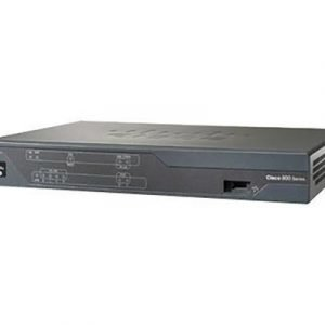 Cisco 886va Router With Vdsl2/adsl2+ Over Isdn