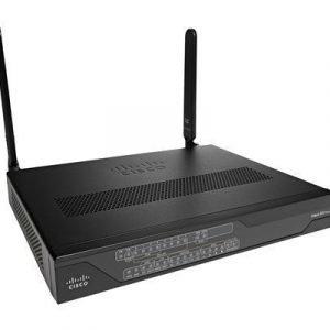 Cisco 897vag 4g Lte 2.0 Isr