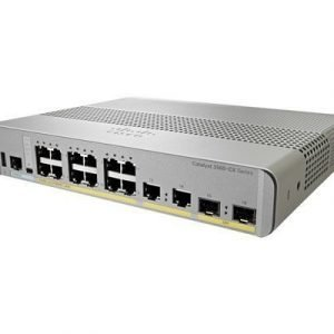 Cisco Catalyst 3560cx-12pc-s