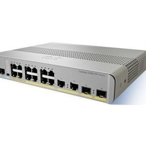 Cisco Catalyst 3560cx-8tc-s