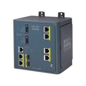 Cisco Industrial Ethernet 3000 Series