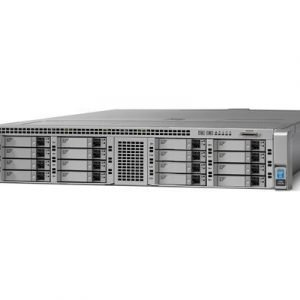 Cisco Ucs Smart Play 8 C240 M4 Sff Entry Plus Intel E5-2620v3 16gb