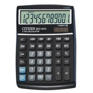 Citizen Laskin Sdc 4310