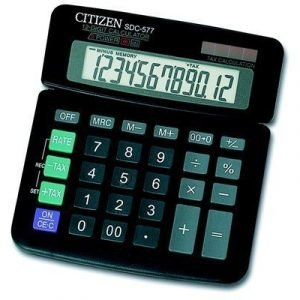 Citizen Laskin Sdc 577