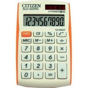 Citizen Laskin Sld 322 Rg