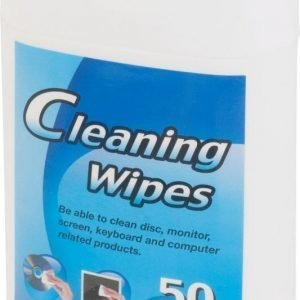 Cleaning Wipes 50 kpl