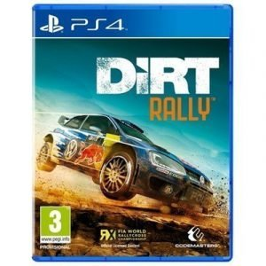 Codemasters Dirt Rally Ps4