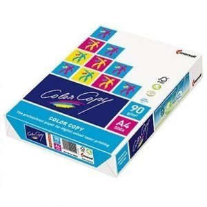 Color Copy Paper A4 120g Unpunched 250/fp 7-pack