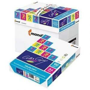Color Copy Paper A4 90g Unpunched 500/fp 5-pack